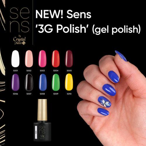 3G Polish (Gel Lack)